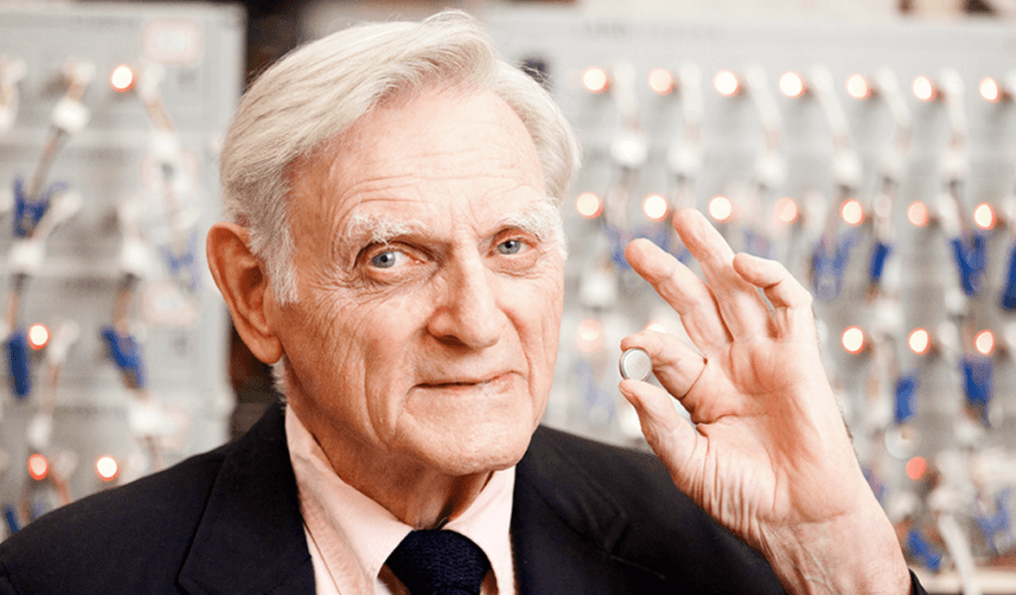The man behind the lithium-ion battery